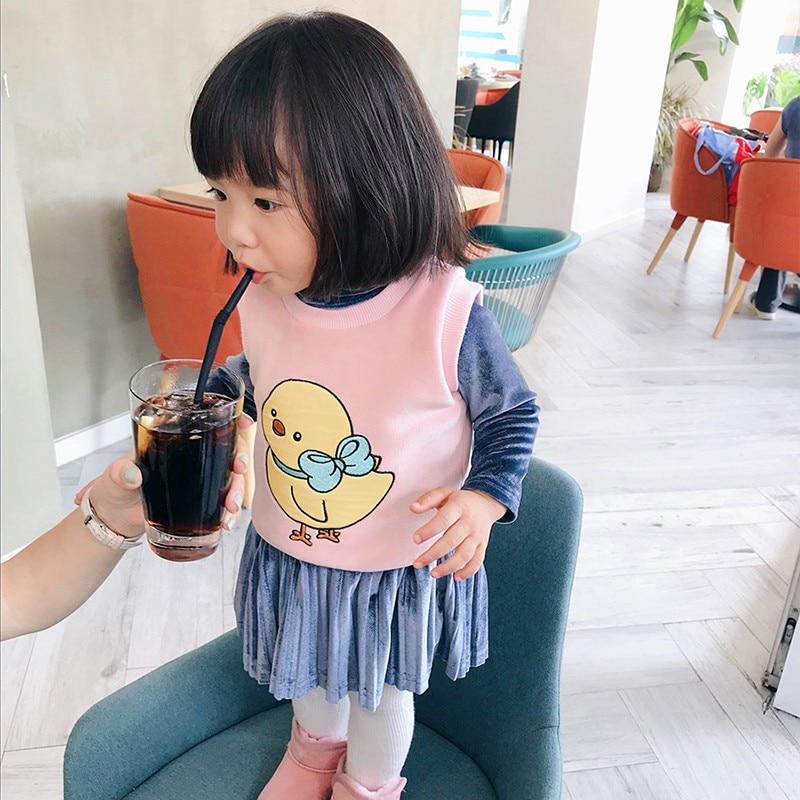 2019 Kleinkind Infant Fleece Weste Für Junge Mädchen Tuch Mantel Frühling Kinder Baby Pelz Weste Kinder Weste Ärmellose Jacke Neue Durch Wissenschaftlichen Prozess