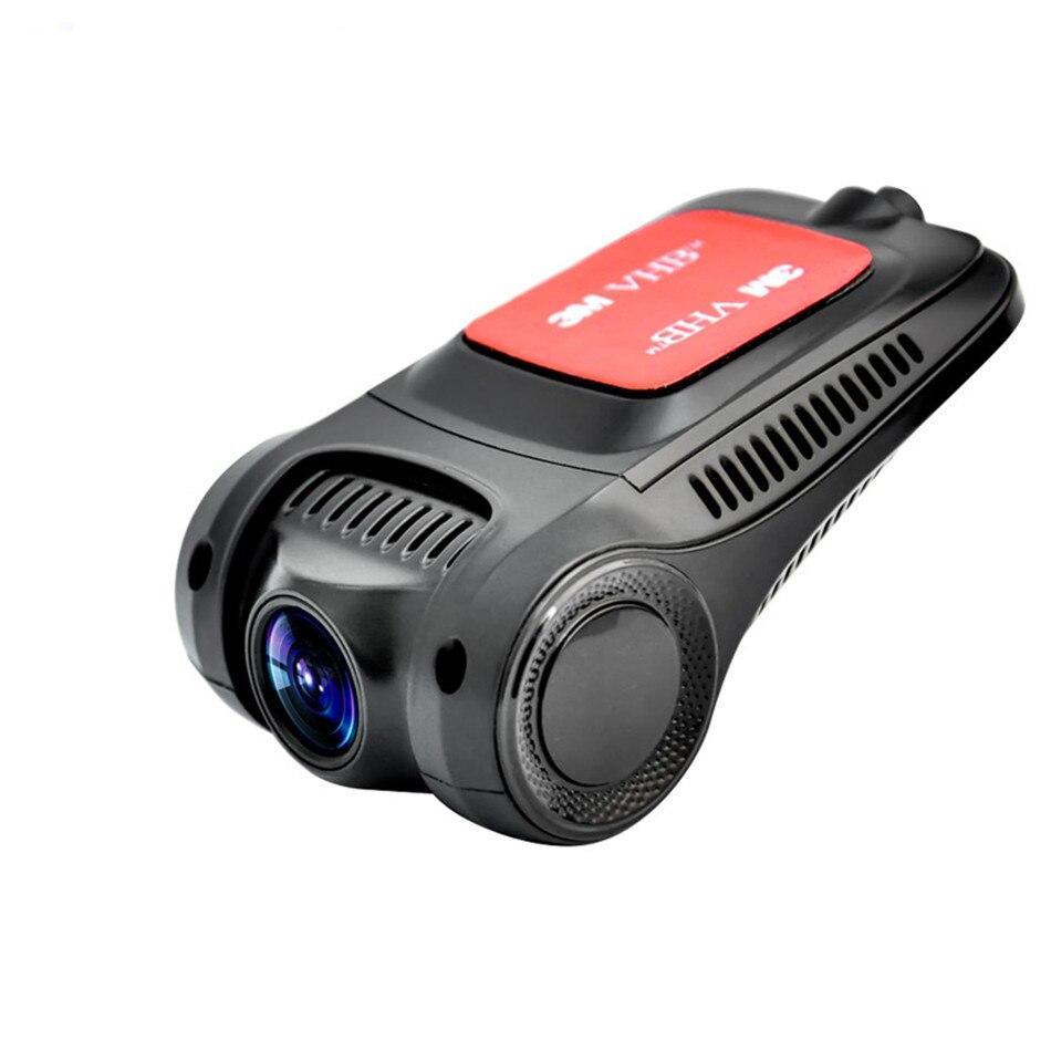 RS301 IMX322 сенсор Автомобильный видеорегистратор Novatek 96655 WiFi ночное видение 1080P видеорегистратор