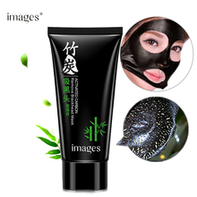 IMAGES remove blackhead mask Bamboo charcoal nose Contractive pore Clean skin T area of nursing black