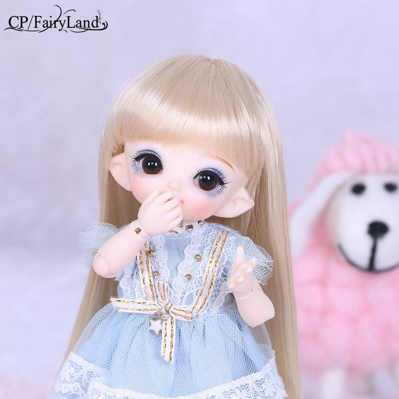Sprookjesland Pukifee Cupido bjd sd poppen 1/8 body hars cijfers luts ai yosd kit pop niet voor verkoop speelgoed baby tsum poppen-in Poppen van Speelgoed & Hobbies op  Groep 3