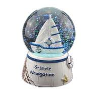 Muziekdoos Imagine Dragon Muziekdoosje Caixinha Ballerina Snow Globe Boite A Musique Musical Caja De Musica Carousel Music Box