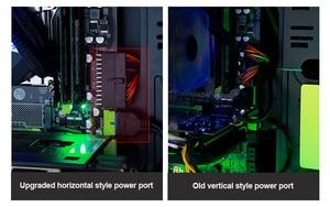 Image 5 - HUANANZHI X79 LGA2011 סופר משחקי האם עם כפולה M.2 SSD חריץ DDR3 Quad ערוץ RAM מקסימום עד 128G RTL8111H גיגה LAN