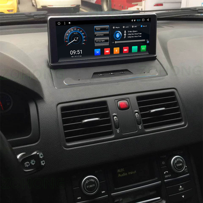aux input for volvo xc90 2004