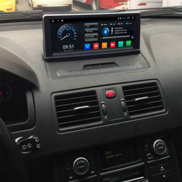 US $446 35 21% OFF|MicroNavi 9 inch 2G RAM Android Car DVD player For VOLVO  XC90 2004 2013 Auto GPS Navigation GPS BT WIFI MAP HD1280*480-in Car