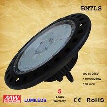 Светодиодный светильник для высоких промышленных помещений НЛО