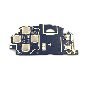 Image 4 - Left LR L R переключатель PCB монтажный Модуль платы LR Переключатель платы для PS Vita 2000 PSV 2000 PSV2000