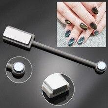 COSCELIA Magnet Kit For Cat Eye UV Glitter Gel Polish Magic 3D Cat Eye Magnet Manicure Nail Art Tool Strong Magnet Stick For Gel
