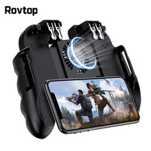 Heat Dissipation Gamepad For PUBG Mobile Controller Game Console For Android IOS Joystick Handjoy Joypad Gamepad For iPhone