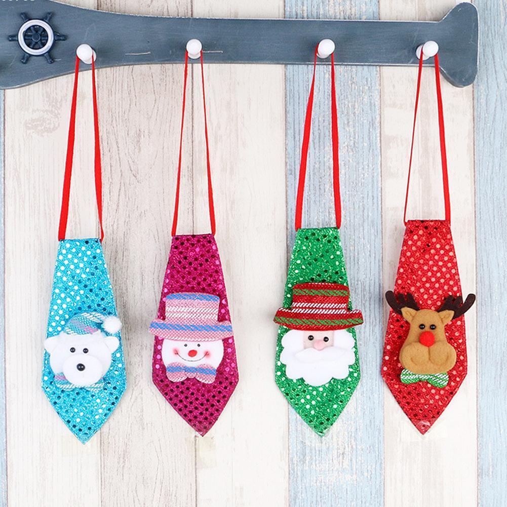 unid iluminado navidad alces mueco de nieve de santa claus navidad oso lazo lazos lentejuelas