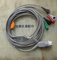 PHILPS PH A3A5A6M700/950/PM5000/6000T5T6T8 ECG 12 lead wire