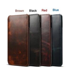 Image 4 - 本革ケースサムスン注20 10 S8 S9 S10 S20 iphone 12 11プロmax x xs最大xr 6s 7プラス