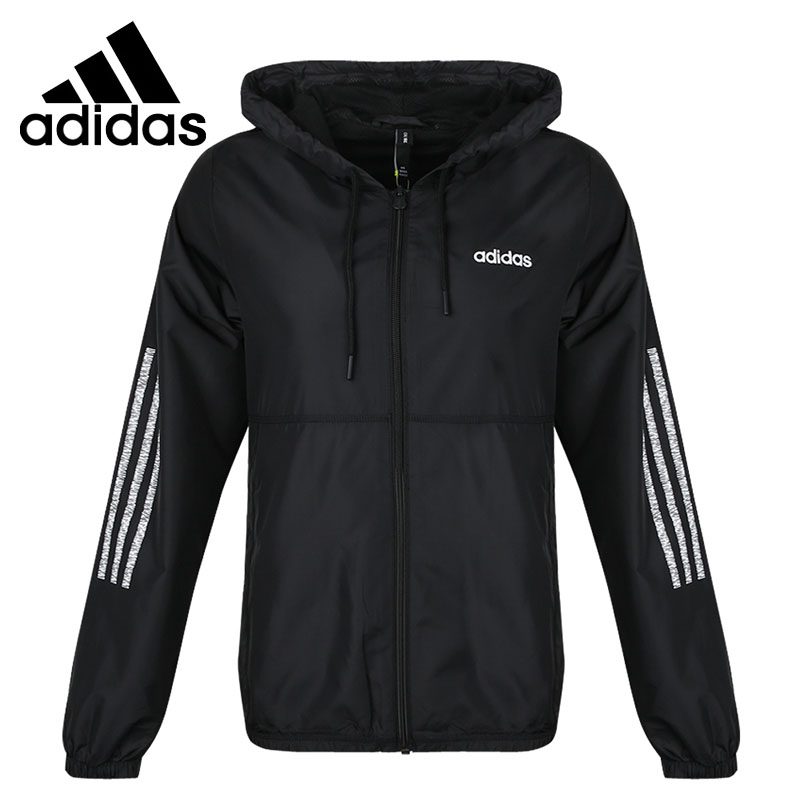 Original New Arrival 2019 Adidas NEO W CE 3S WB Womens  jacket Hooded  SportswearOriginal New Arrival 2019 Adidas NEO W CE 3S WB Womens  jacket Hooded  Sportswear