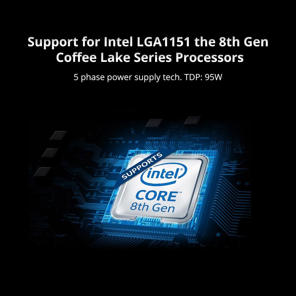 Красочные боевой V20 компьютерных игр настольные компьютеры материнская  плата Системная плата Intel B360 LGA 1151 гнездо DDR4 SATA3 M-ATX