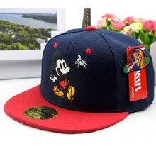 Новая весенняя Детская шляпа с вышивкой, Детские кепки-бейсболки в стиле хип-хоп для мальчиков и девочек, детские шляпы от солнца, Snapback