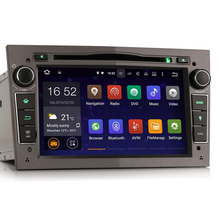 Android 5.1 Quad core HD 1024*600 screen 2 DIN Car DVD GPS Radio stereo For Vauxhall Corsa Opel Astra H G J Vectra Antara Zafira