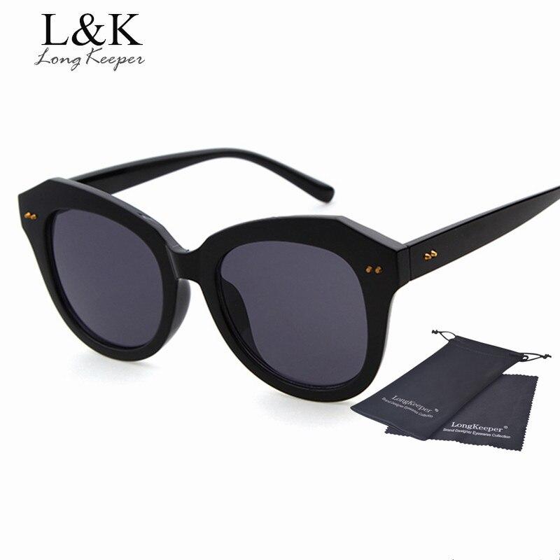 Long keeper cat eye óculos de sol das mulheres estilo estrela óculos de sol  retros do vintage mulheres homens revits projeto do frame marca óculos de  sol ... 85511b0da3