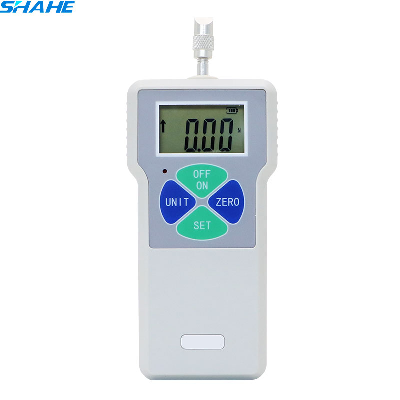 SHAHE SF-500 Digital Push Pull Force Gauge Portable Dynamometer Force Tester Meter Measurement of Thrust 500N/50kg/110Lb аккумулятор security force sf 1207