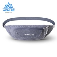 AONIJIE Outdoor Sport Waist Pack Lightweight Running Marathon Bag Hiking Racing Gym Fitness Money Belt Hip