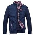 Высокое качество Осень Зима куртка бомбардировщика Tace & Shark мужские куртки и пальто куртки омбр акула ветровка бренд одежды