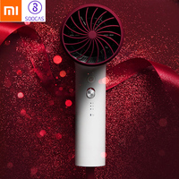 2019 New Xiaomi Soocare Soocas H3S Anion Hair Dryer Aluminum Alloy Body 1800W Air Outlet Anti Hot Innovative Diversion Design