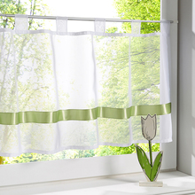 New Arrival 1 Piece Kitchen Curtain Window Valance Short Dining Room Cafe for Living Home Decor