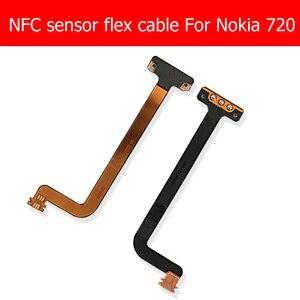 Geniune NFC Charging Proximity sensor flex cable For Nokia 720 Wireless charger Proximity sensor Flex cable replacement Repair