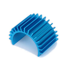 380 Motor Cooling Head Heat Sink Heatsink For 1/16 RC Hobby Model EP Car/Boat HSP HPI Wltoys Himoto Redcat