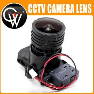 Image 1 - スターライツ F0.95 M16 焦点 4 ミリメートルレンズ 8MP 1/2 。 7 「 ir カット + レンズため IMX327 、 IMX307 、 IMX290 、 IMX291 カメラボードモジュール