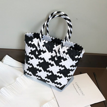 Female Tote Bags For Women 2019 High Quality PU Leather Luxury Handbags Designer Sac A Main Ladies Large Shoulder Panelled Bag цены