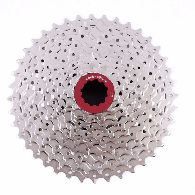 Super Durable 10 Speed Bicycle Freewheel Wide Ratio Bike MTB Mountain Bike Bicycle Casssette MTB Flywheel