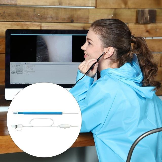 USB EAR CLEANING ENDOSCOPE