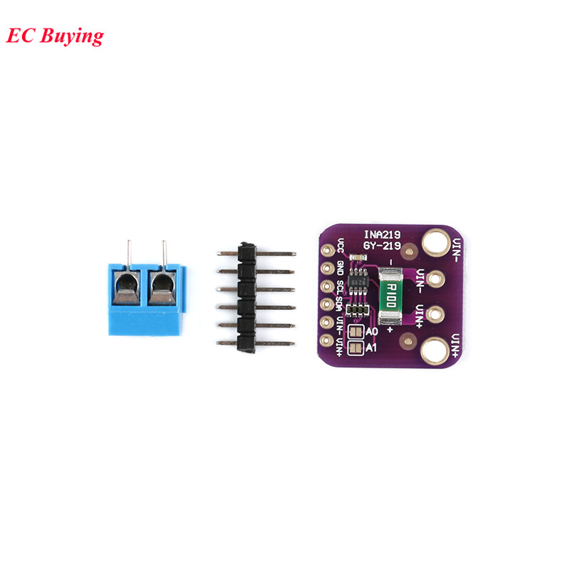 GY 219 INA219 Current font b Sensor b font Module I2C GY219 Power Supply Module For