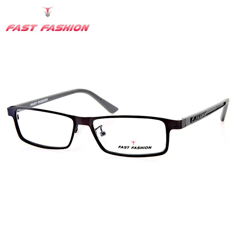 Moda rápida 2018 Gafas Marcos mujeres oculos de Grau moda hombres ordenador  ojo Gafas Marcos s ajuste claro miopía lente ff3005 5341445688