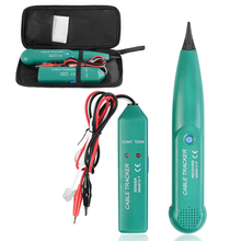 Handskit kablo izci süreklilik testi kablo veya kablo kablo izleme Test devre kesici bulucu çok fonksiyonlu araçları