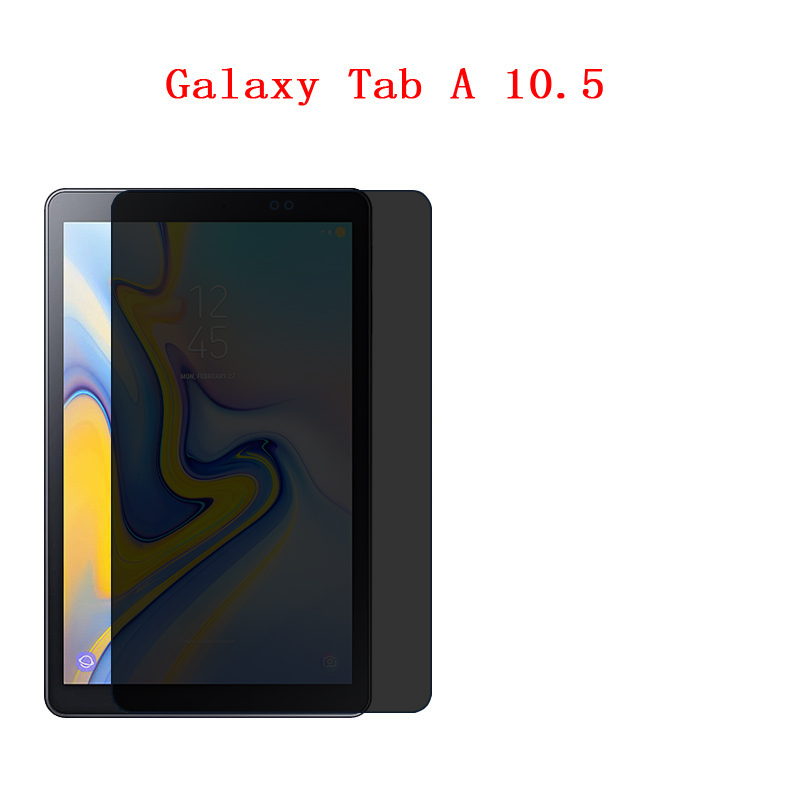 For Samsung Galaxy Tab A2 10.5inch T590 Screen Protector Privacy Anti Blu ray effective protection of vision