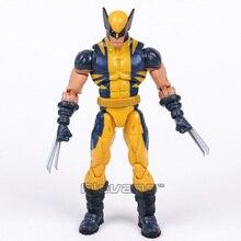 Original x men logan figura de ação de alta qualidade super herói deadpool pvc solto figura brinquedo 16cm