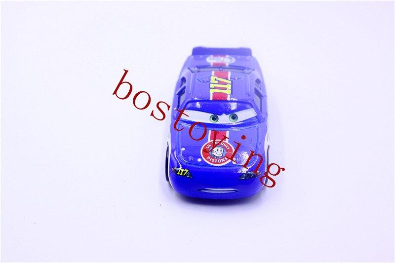 Pixar Cars 2 Lil Torquey Pistons NO 117 1 55 Scale Diecast Metal Alloy Modle