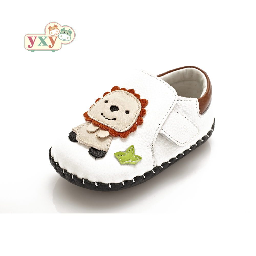 YXY Shoes First-Walkers Animal-Lion Anti-Slip Hand-Made Toddler Newborn Girls Baby Soft