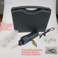 Hot Stapler Plastic Repair System Car Bumper Plastic Welder Staple Plastic Welding Machine Kit