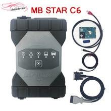 Автомобильный диагностический сканер MB Star C6 Xenntry VCI с SSD V06.2020, программное обеспечение C6, Поддержка CAN/DOIP mb C6 Xenntry VCI, без Wi-Fi MB