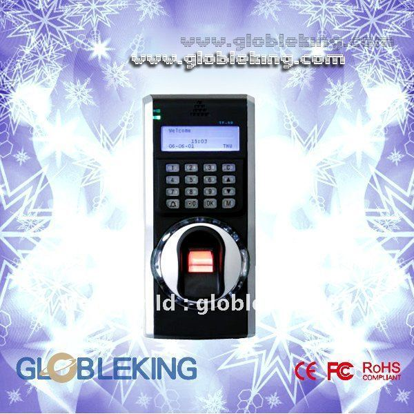TF50 Fingerprint access control system