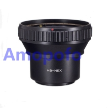 Amopofo, HB-NEX Adapter Hasselblad V CF Mount Lens For Sony E Mount 7 6 5T A6000 A7 A7R A6300 Digicam