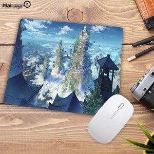 Image 3 - Mairuige DOTA 2 Ultimate Speed Mousepad ยางธรรมชาติ Gamer เมาส์ PAD เกมโต๊ะคอมพิวเตอร์เมาส์ Play MAT 18X22 ซม.