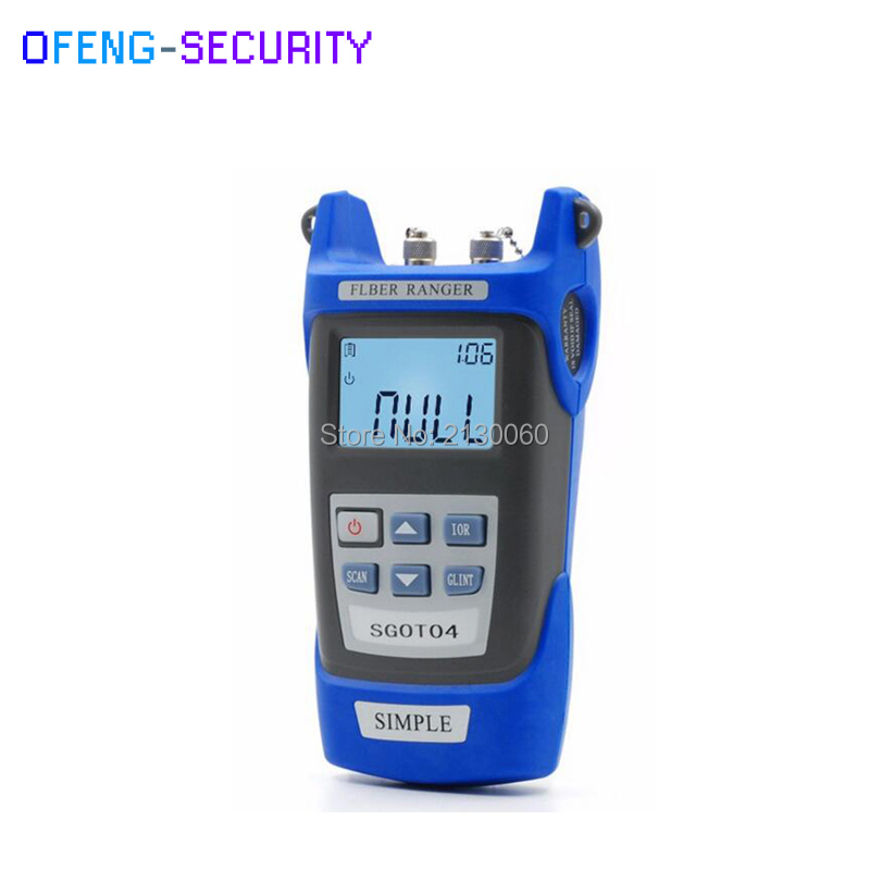 SGOT04 Handheld OTDR 60KM Fiber Find Fault Tester 1 PCS
