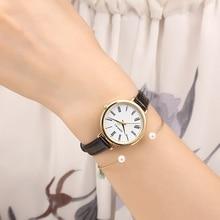 CRRJU Cuarzo Reloj de Las Mujeres Fresca Pequeña Retro Simple Pequeño Dial Square Reloj Clásico Reloj de Señoras Reloj de Cuarzo relojes mujer 2016