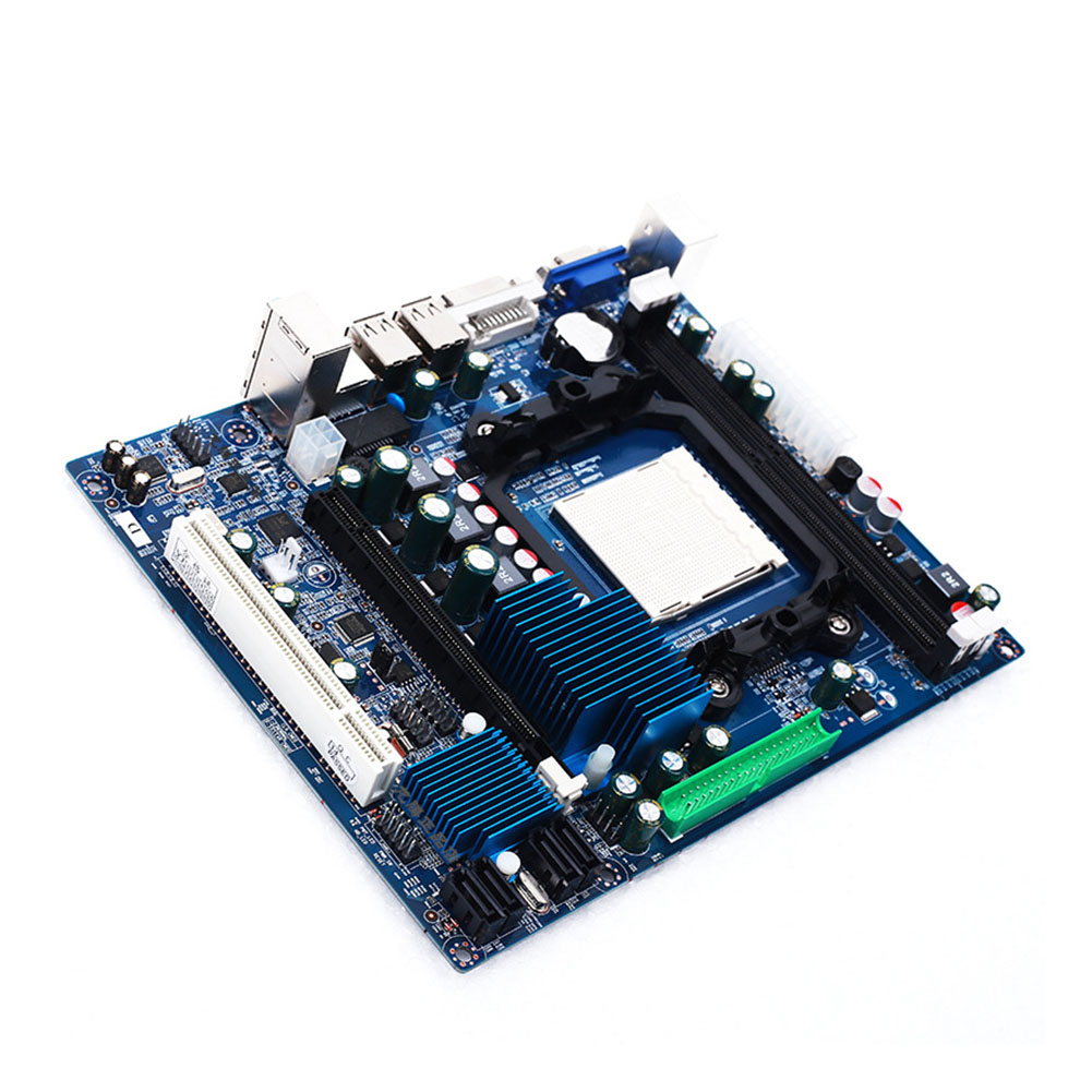 computer motherboard Desktop Replacement Home Dual/Quad Core Computer Accessories Office AM3 Memory Fast Motherboard USB Interface Wide Use DDR3 (2)
