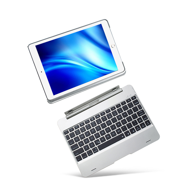 Best Price LED Backlit Keyboard With Cover Slot For iPad