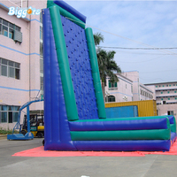 Commercial Grade Inflatable Climbing Wall Inflatable Sport Game