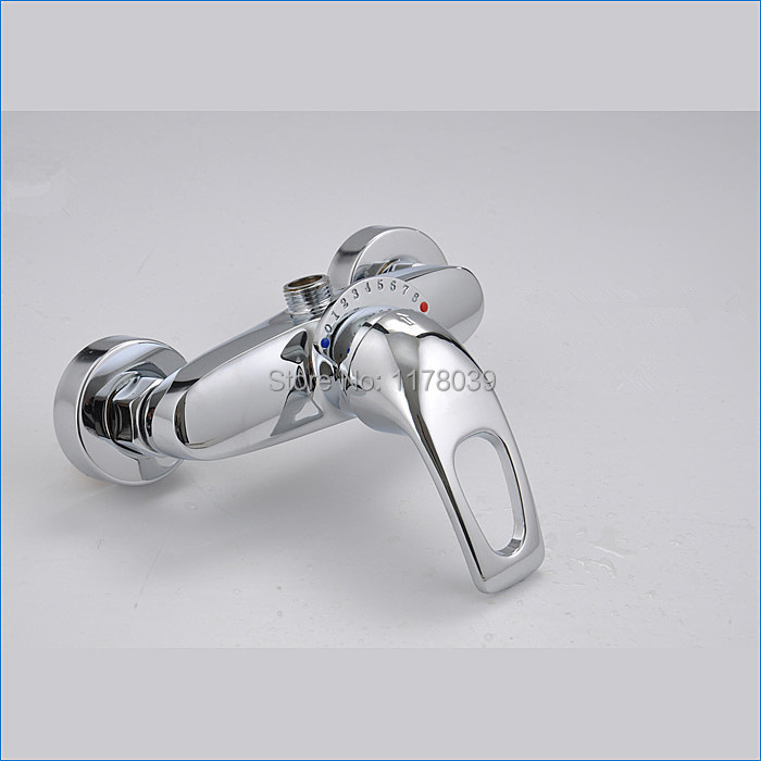 High Quality Professional Design Thermostatic Mixer Valve: High Quality Brass Concealed Thermostatic Bath Taps
