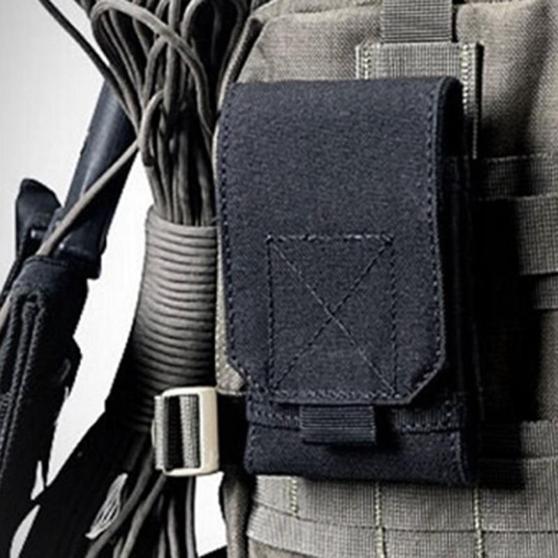 JHD-Phone Bag Waist Bags Men Backpack Hanging Sport Pouch Waterproof Hunting Belt Bags